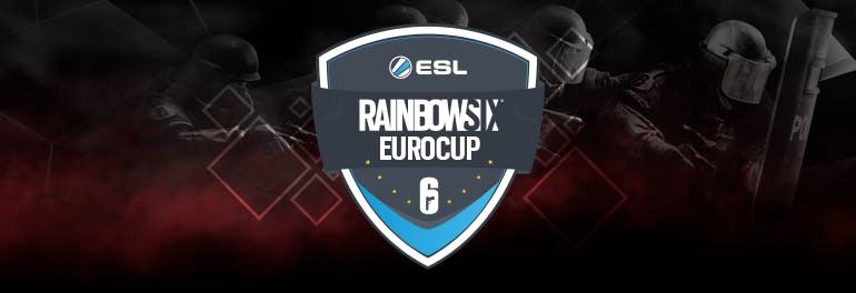 Os presentamos la ESL Rainbow Six Euro Cup