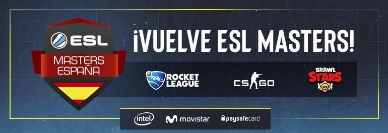 Vuelve ESL Masters España