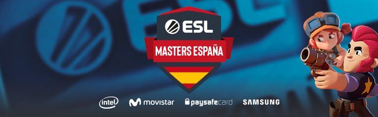 ESL Masters Brawl Stars: presentamos a  los equipos participantes