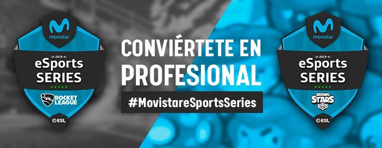 Movistar eSports Series: fechas y formato de la fase de promoción a ESL Masters Brawl Stars y ESL Masters Rocket League