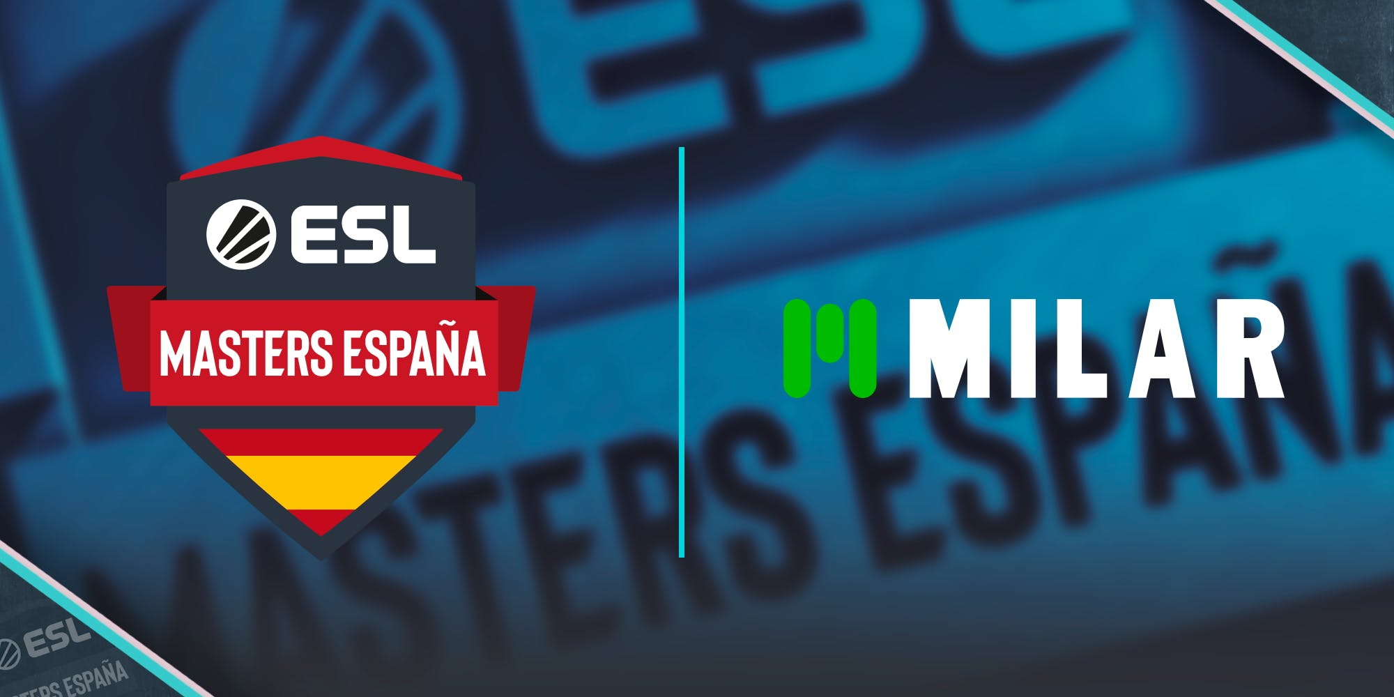 ESL Masters Rocket League - Milar