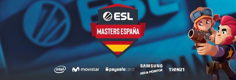 ESL Masters Brawl Stars vuelve con una nueva temporada