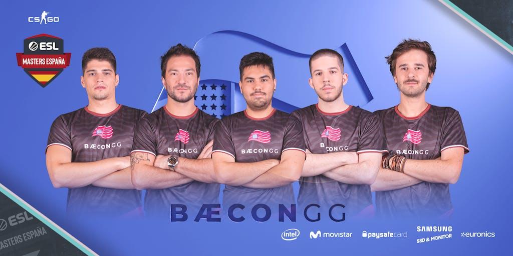 Baecon Gaming - Temporada 6