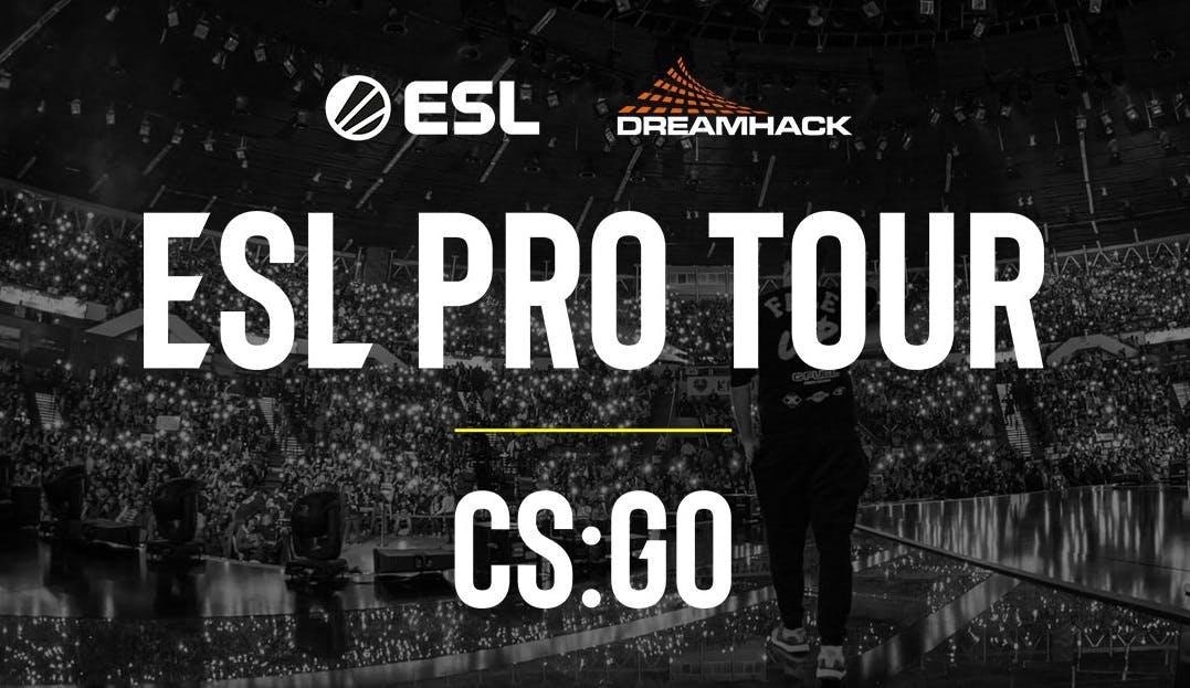 ESL Pro Tour: ESL y DreamHack lanzan el mayor circuito del mundo de CS:GO