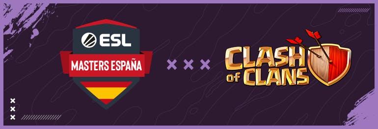Llega ESL Masters Clash Of Clans