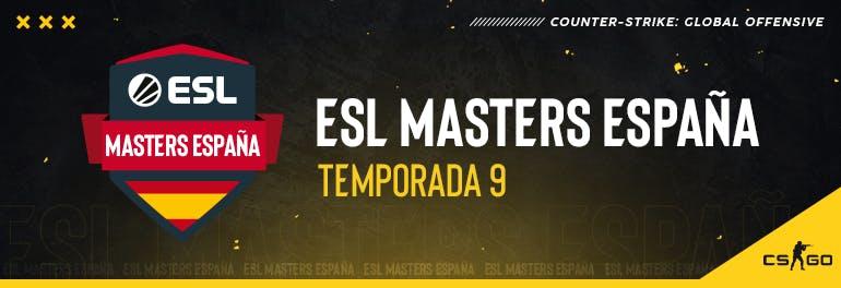ESL Masters CSGO Temporada 9