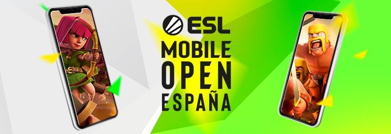 ESL MOBILE OPEN CLASH OF CLANS 2021